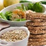 Διατροφή για αύξηση μυικού όγκου και μείωση λίπους!