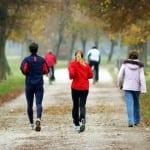 Το γρήγορο περπάτημα αποτελεί δείκτη μακροζωίας!