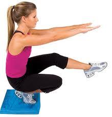 Επικίνδυνη για τα γόνατα η άσκηση πριν από την περίοδο