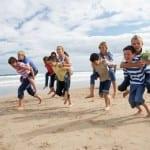 Παρακινήστε τα παιδιά σας να αθληθούν και το καλοκαίρι